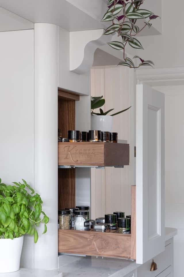 spice drawers