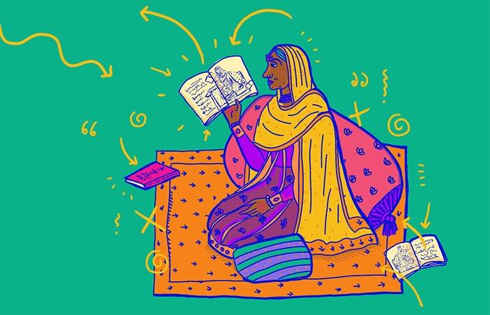 Soofiya artwork