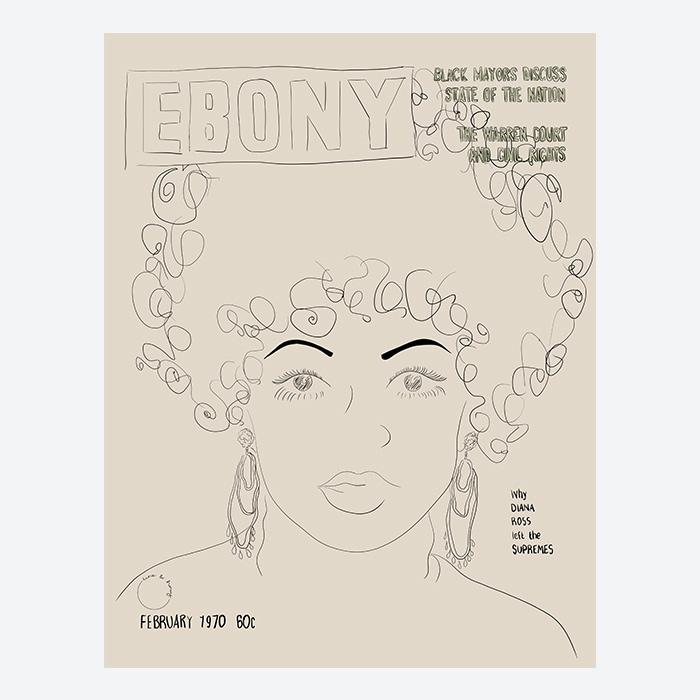 Line and Honey Ebony cover
