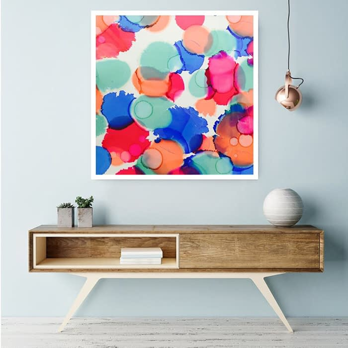 Belinda Carter framed artwork