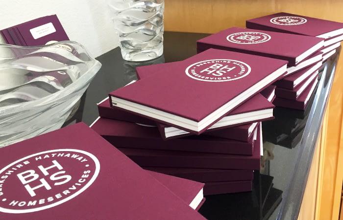 BHHS custom notebooks
