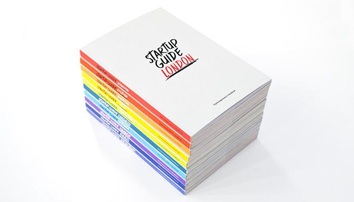 Startup guide books