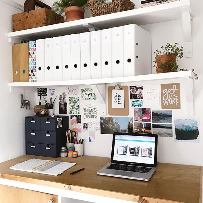 Joy Jen home office