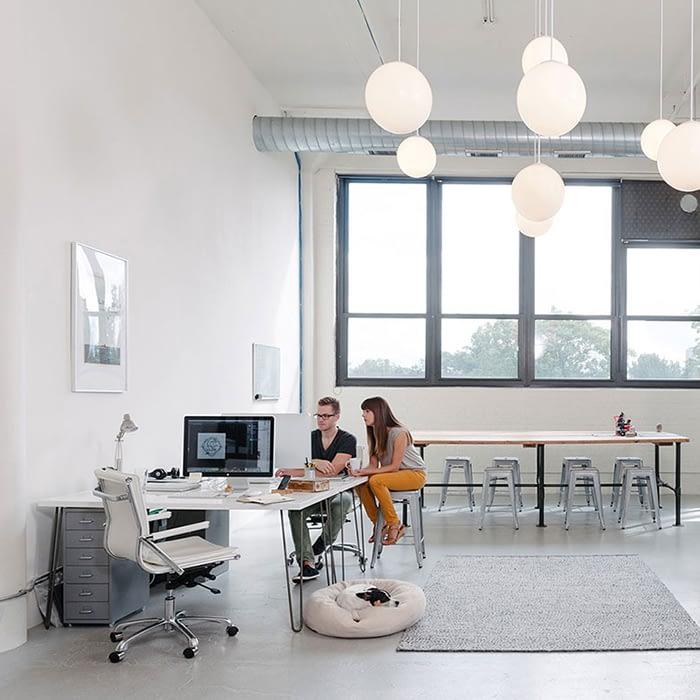 Kin Knoll workspace