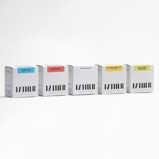 Father packaging by NICHOLAS CHRISTOWITZ
