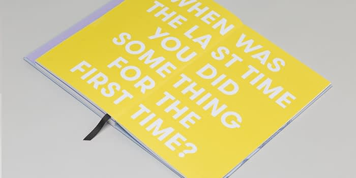 Quote in Seth Godin notebook