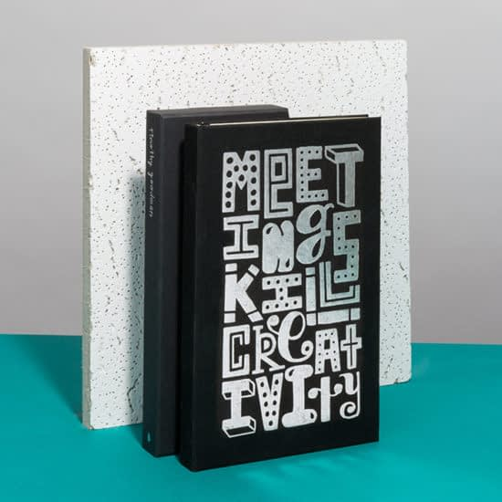 Timothy Goodman notebook