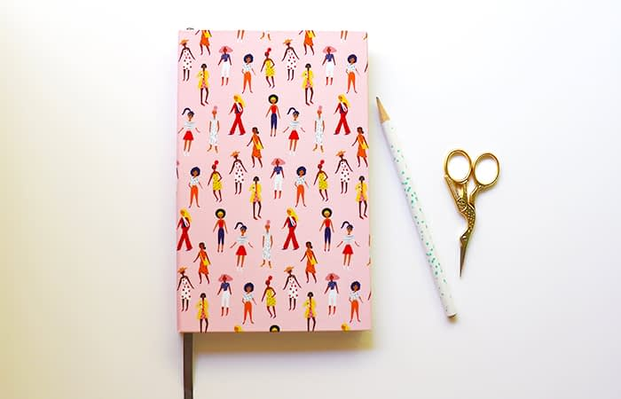 Carolyn Suzuki's Custom Notebook