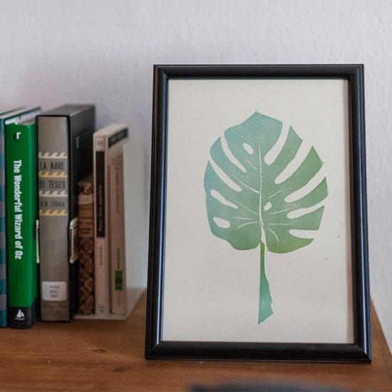 Fatto Ameno framed art