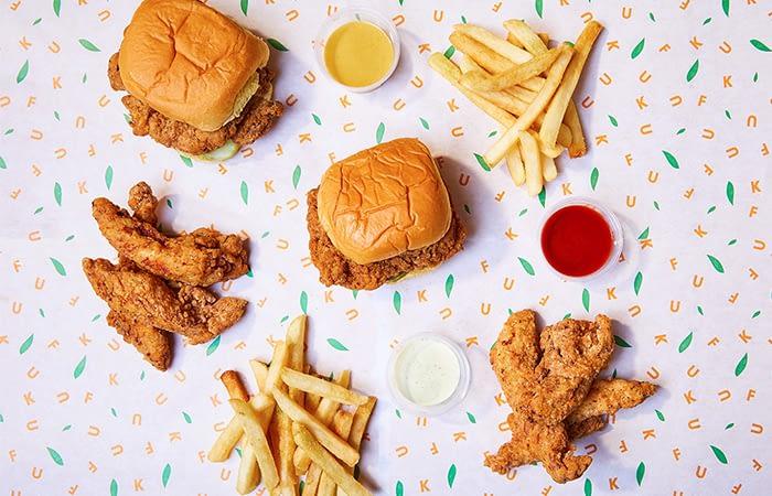 Fuku fast food