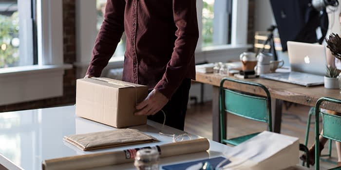 Preparing packages