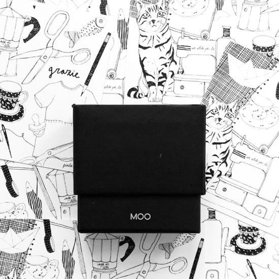 MOO box on Asilef postcards