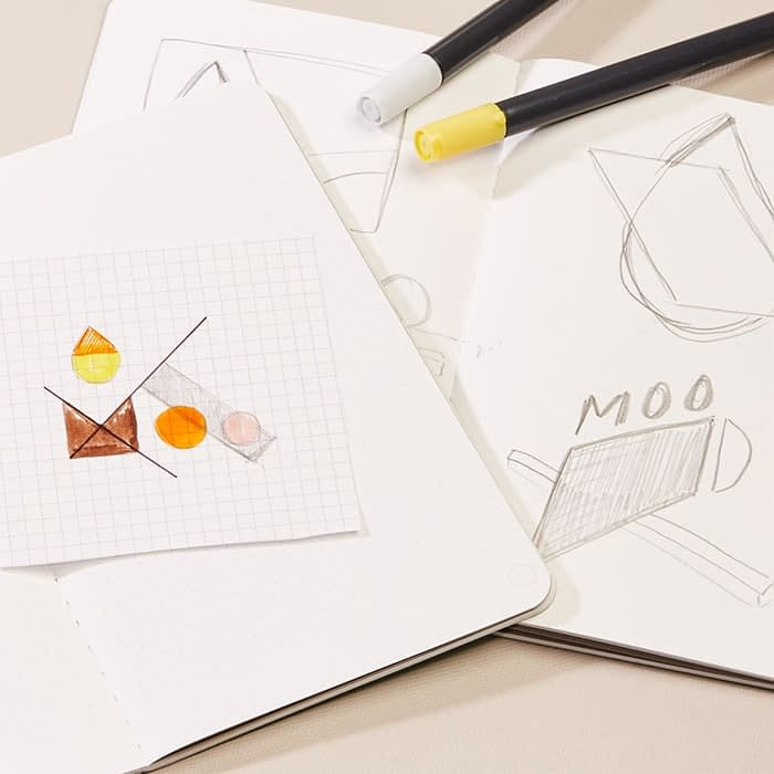 Bauhaus-style logo ideas