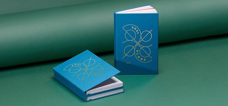 Custom notebooks for businesses