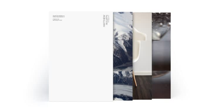 Collection of premium letterheads