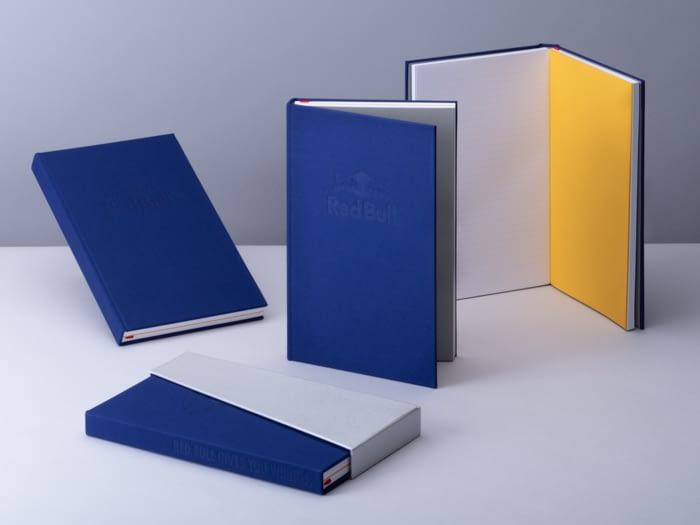Red Bull Custom Notebooks