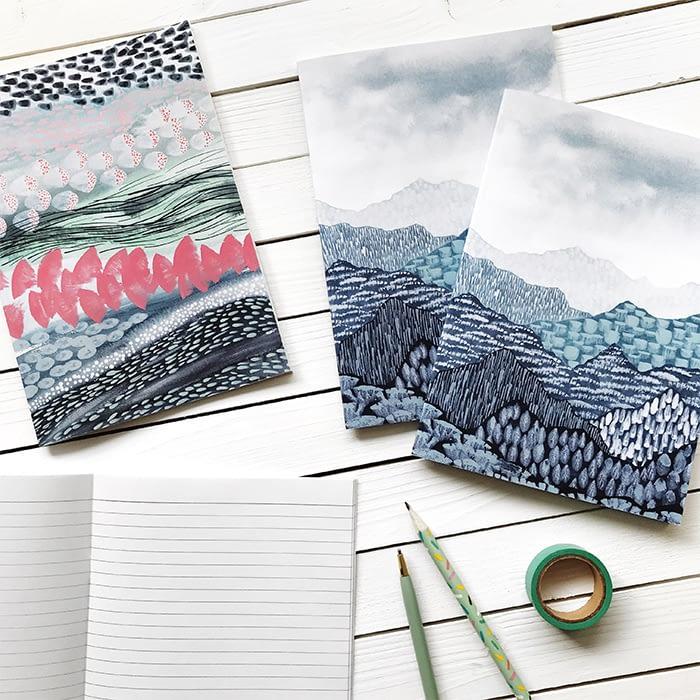 Joy Jen postcards