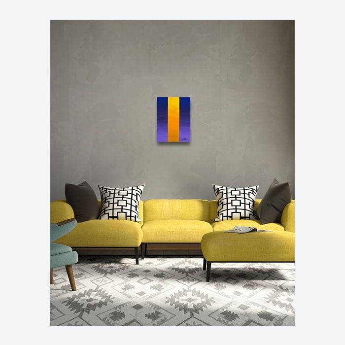 Wild Sassaby colorful art
