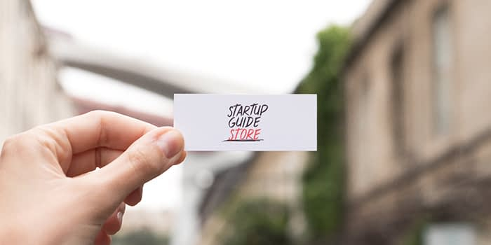 Startup guide minicard