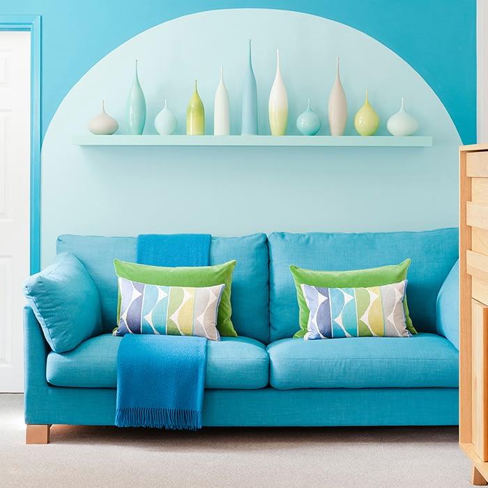 Colour + Shape interior design