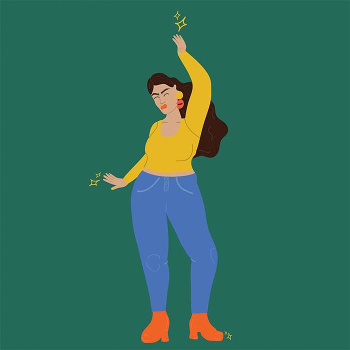 Erin Aniker illustration