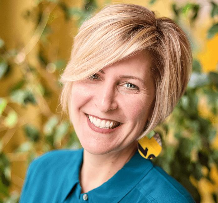 Julie Schmidt, Owner and Creative Director at yellowDog : creative