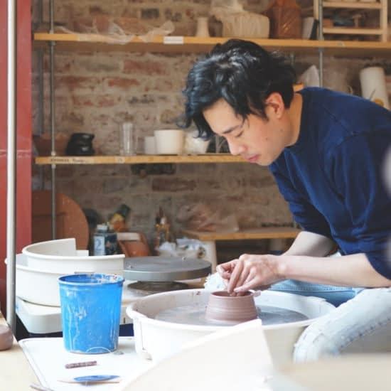 Bowl Cut Ceramics founder