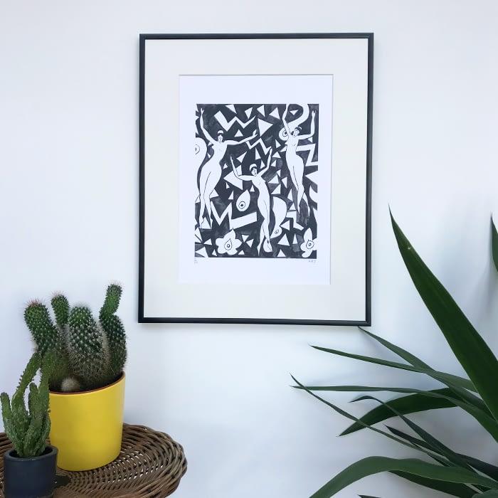 Katie Rose Johnston print