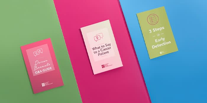 National Breast Cancer Foundation nonprofit branding