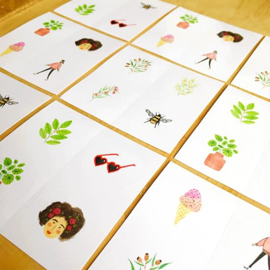 Andrina Menon stickers